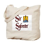 Sir Sylvester Tote Bag