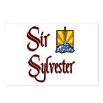 Sir Sylvester Postcards (Package of 8)