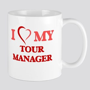 I love my Tour Manager Mugs