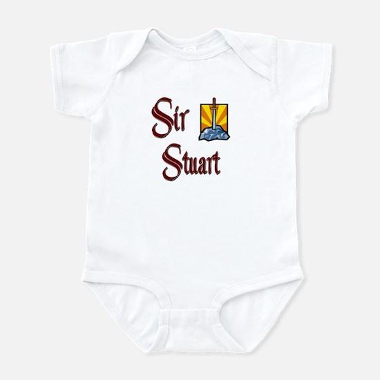 Sir Stuart Infant Bodysuit