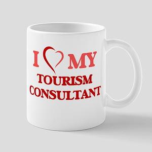 I love my Tourism Consultant Mugs