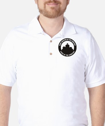 What Happens Golf Shirt