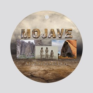 ABH Mojave National Preserve Round Ornament