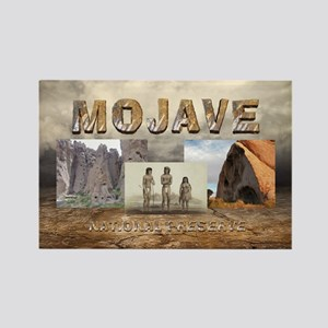 ABH Mojave National Preserve Rectangle Magnet