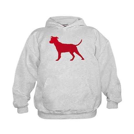 American Pit Bull Terrier Kids Hoodie