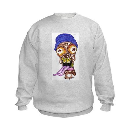 sick gag Kids Sweatshirt