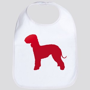 Bedlington Terrier Bib