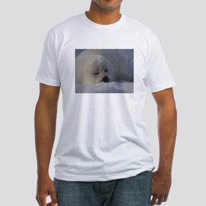 Baby Seal Fitted T-Shirt