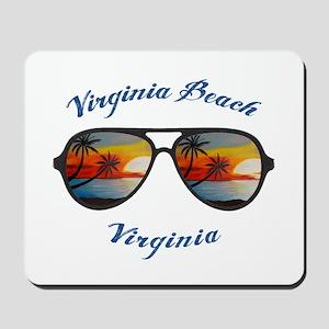 Virginia - Virginia Beach Mousepad
