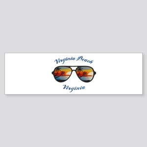Virginia - Virginia Beach Bumper Sticker