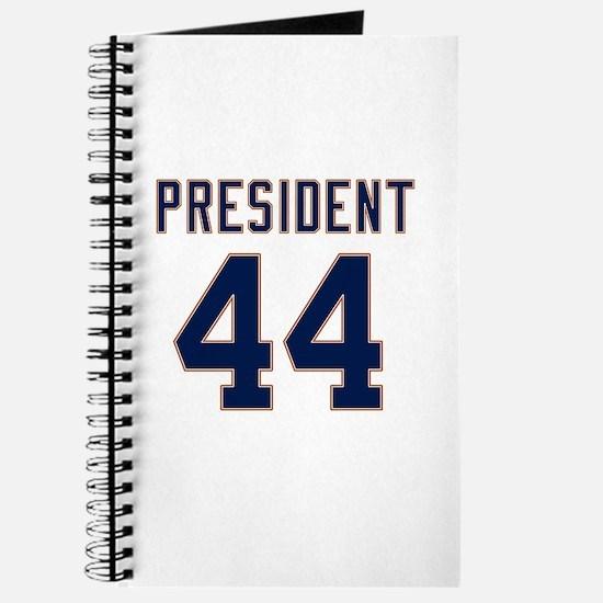 2008 44th President Journal