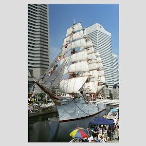Nippon Maru Large Poster