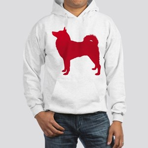 Finnish Spitz Hooded Sweatshirt