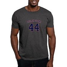 Barack Obama President 44 Dark T-Shirt