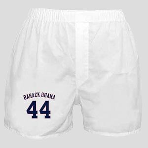 Barack Obama President 44 Boxer Shorts