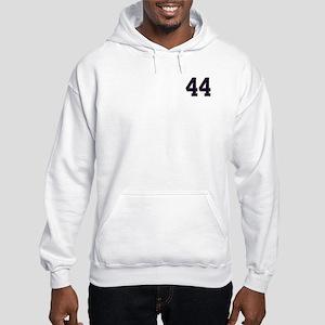 The Presidential Express 44 Hooded Sweatshirt