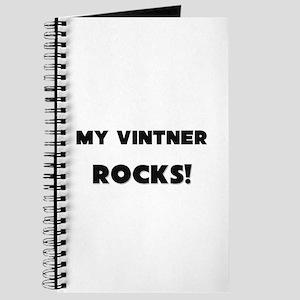 MY Vintner ROCKS! Journal