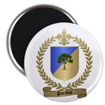PARADIS Family Crest Magnet
