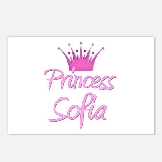 Sofia postcards sofia post card design template princess sofia postcards package of 8 pronofoot35fo Choice Image