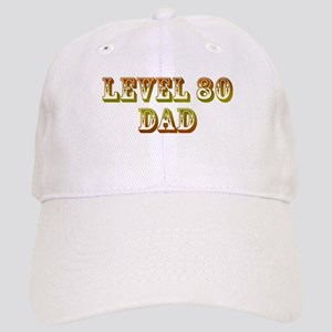 80 Dad Plain Cap