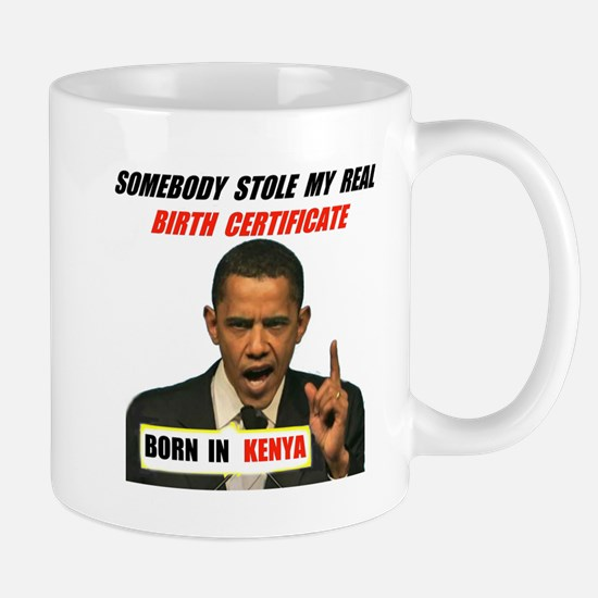NOT A U.S. CITIZEN Mug