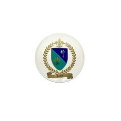 PAUZE Family Crest Mini Button