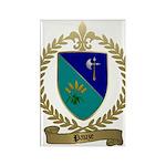 PAUZE Family Crest Rectangle Magnet (10 pack)
