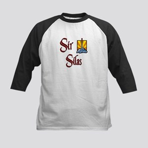 Sir Silas Kids Baseball Jersey