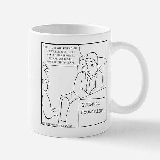 Cute Counsellor Mug