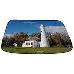 Sturgeon Point Lighthouse Bathmat