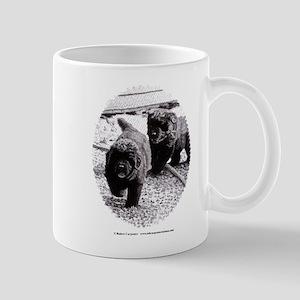 Newfie Pups! Mug