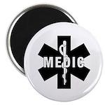 Medic EMS Star Of Life 2.25
