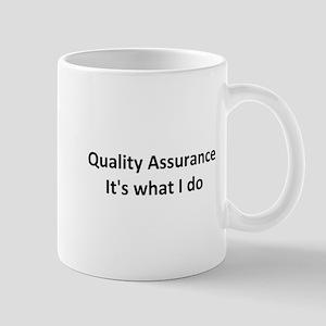 QA Mug