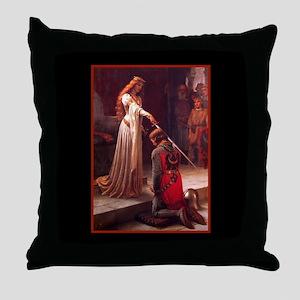 The Accolade Throw Pillow