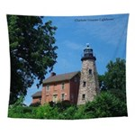 Charlotte Genesee Lighthouse Wall Tapestry
