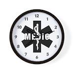 Medic EMS Star Of Life Wall Clock