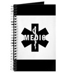 Medic EMS Star Of Life Journal