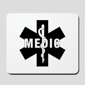 Medic EMS Star Of Life Mousepad