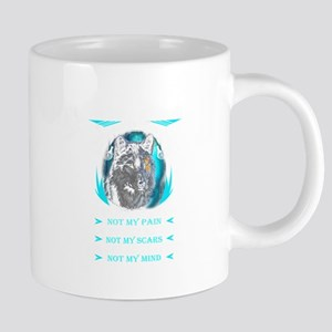 You know my name not my story Valhalla Viking Mugs
