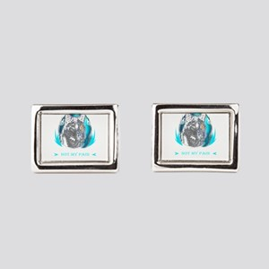 You know my name not my stor Rectangular Cufflinks