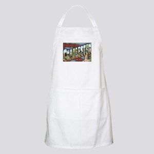 Charleston WV BBQ Apron