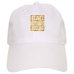 Matching Father Daughter Hats - CafePress a683e6ae0dc