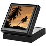Scenic Palms Keepsake Box