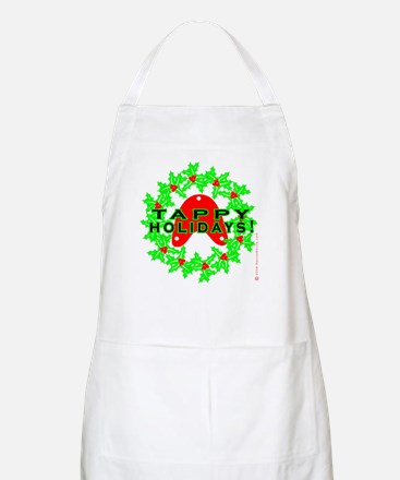 Tappy Holidays Designs for Ta BBQ Apron