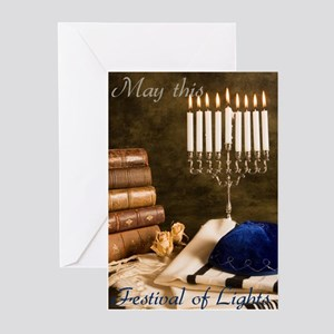 Festival of Lights Greeting Cards (Pk of 20)