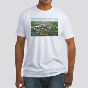 Wheeling WV Fitted T-Shirt