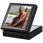 Braided Horse Keepsake Box