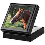 Western Horse Keepsake Box
