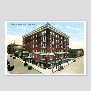 Eau Claire WI Postcards (Package of 8)
