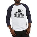 DOG LOVER Baseball Jersey